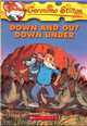 Geronimo Stilton 29: Down and Out Down Under