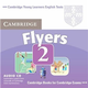Cambridge Young Learners English Tests Flyers 2 Audio CD, 2/e