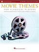 MOVIE THEMES FOR CLASSICAL PLAYERS (Clarinet & Piano) +Audio Access