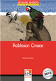 Helbling Readers Red Series Level 2: Robinson Crusoe (with MP3)