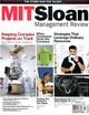 MIT Sloan Management Review 春季號/2015:Keeping Complex Projects on Track