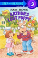 Step into Reading Step 3: Arthur's Lost Puppy (Sticker Book)