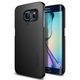 SGP Thin Fit Case for Samsung S6 Edge Smooth Black 香港行貨