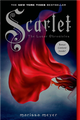 Lunar Chronicles Book 2: Scarlet