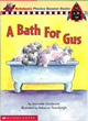 Phonics Booster Books 12: A Bath for Gus