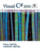 VISUAL C# 2010: HOW TO PROGRAM 4/E (PIE)(W/DVD)