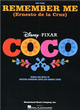 """REMEMBER ME (from """"COCO"""") -Easy Piano"""